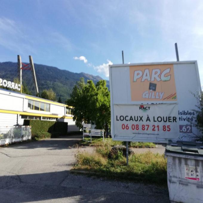 Location Immobilier Professionnel Bureaux Gilly-sur-Isère (73200)